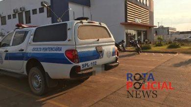Foto de Arma utilizada para matar policial penal pertence ao Governo de Rondônia, aponta polícia