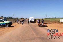 Photo of Motorista distraído atinge duas motocicletas na RO-370 em Cabixi, deixando dois feridos