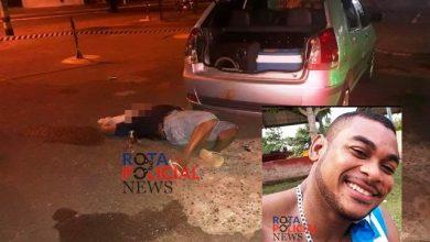 Foto de Agente penitenciário é assassinado com 03 tiros pelas costas e 02 pessoas são baleadas em pátio de conveniência