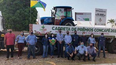 Foto de Concurso incentiva cafeicutores em Rondônia, projeto é apoiado por Luizinho Goebel