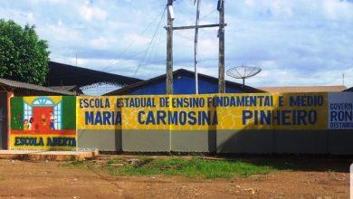 Foto de Deputado Luizinho Goebel destina recurso para reforma de telhado em escola de Porto Velho