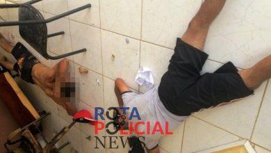 Foto de Polícia detém infrator com moto e drogas e na sequencia prende mais dois com entorpecentes em Vilhena