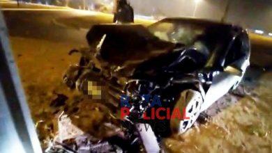 Foto de Acidente deixa carros destruídos em Vilhena