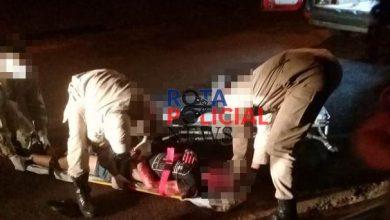 Foto de Urgente: homem é esfaqueado no setor 06 em Vilhena