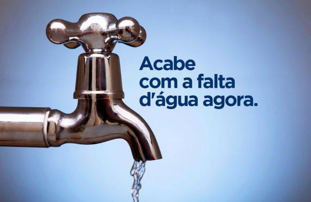 Foto de Descaso do SAAE em Nova Conquista: moradores ficam sem água por 24 horas