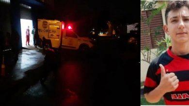 Foto de Adolescente de 14 anos morre em borracharia após pneu de trator estourar