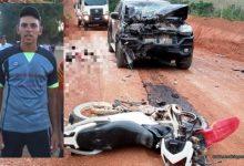 Foto de Motociclista morre em acidente de trânsito na área rural de Vale do Anari/RO