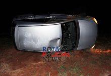 Foto de Urgente: capotamento na BR-174 deixa cinco pessoas feridas em Vilhena, entre elas duas crianças