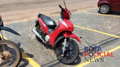 Foto de Motorista atinge motociclista ao sair de estacionamento no Centro de Vilhena