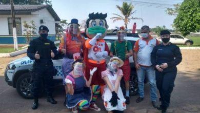 Foto de Ação da PM que começou modesta ganha força e doações de brinquedos lotam cinco viaturas; distribuição começou hoje