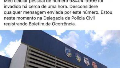 Foto de Prefeito de Vilhena, Eduardo Japonês tem número de celular clonado e Polícia Civil investiga o crime