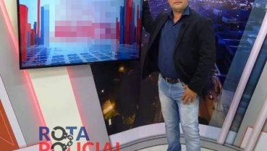 Foto de Luizinho Goebel lamenta morte de jornalista vilhenense