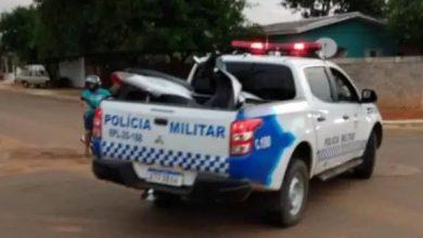 Foto de Homem é flagrado com drogas na cueca em Vilhena e acaba preso pela Polícia Militar