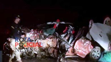 Foto de Urgente: acidente na BR-364 próximo de Presidente Médici deixa um morto e dois feridos