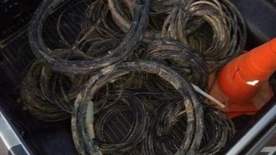 Foto de Ladrão furta rolo de arames mas acaba preso pela Polícia Militar em Vilhena