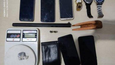 Foto de Acusados de roubos no Cone Sul acabam presos em assentamento em Chupinguaia