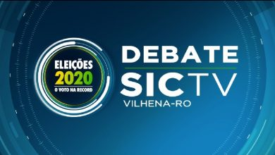 Foto de SIC TV vai realizar debate entre candidatos à Prefeitura de Vilhena