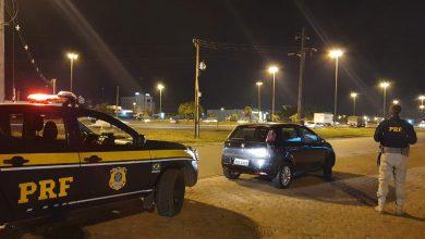 Foto de PRF assume fiscalização nas avenidas Celso Mazutti e Marechal Rondon em Vilhena-RO