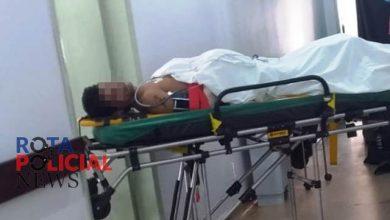 Foto de Ex-morador de Vilhena é esfaqueado e fica em estado grave em Cerejeiras